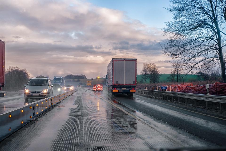 Restricciones para camiones en Europa para Semana Santa