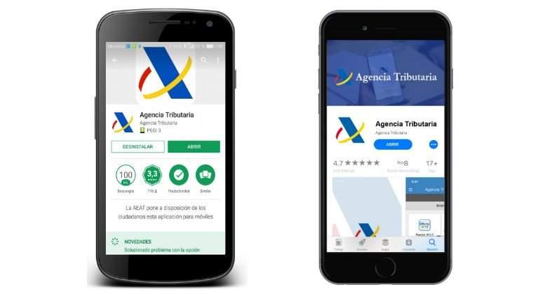 Posibles errores App Renta 2017