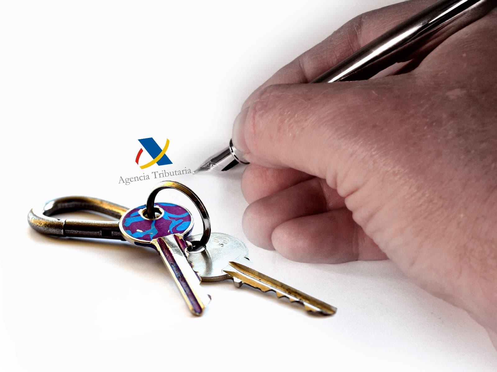 5 claves para el alquiler en la declaración de la renta 2017