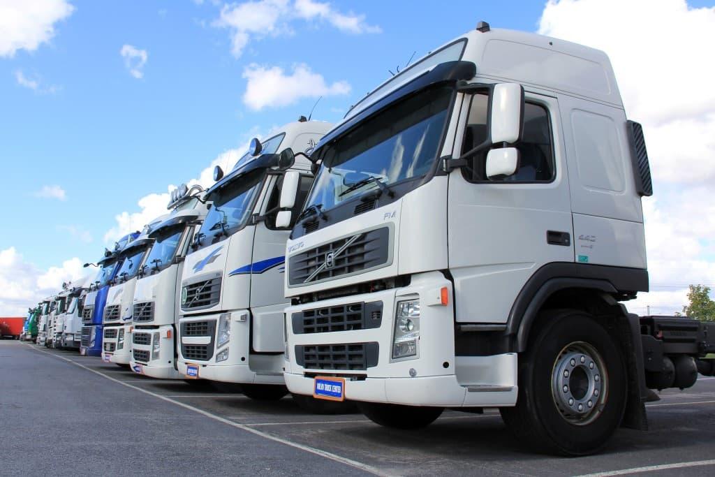 Crecen las matriculaciones de camiones en abril de 2018