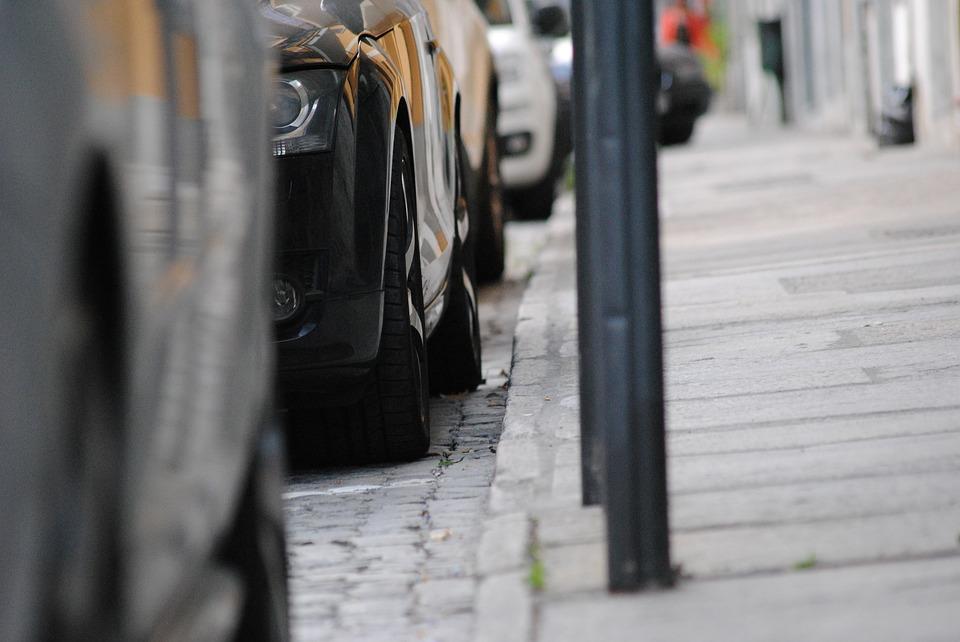 Las multas más comunes con el coche aparcado
