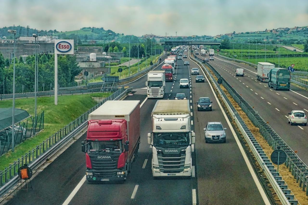 Aumenta la actividad en el sector transporte