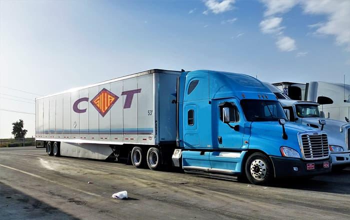 Camión Cooperativa de Silla