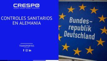 Controles Sanitarios en Alemania