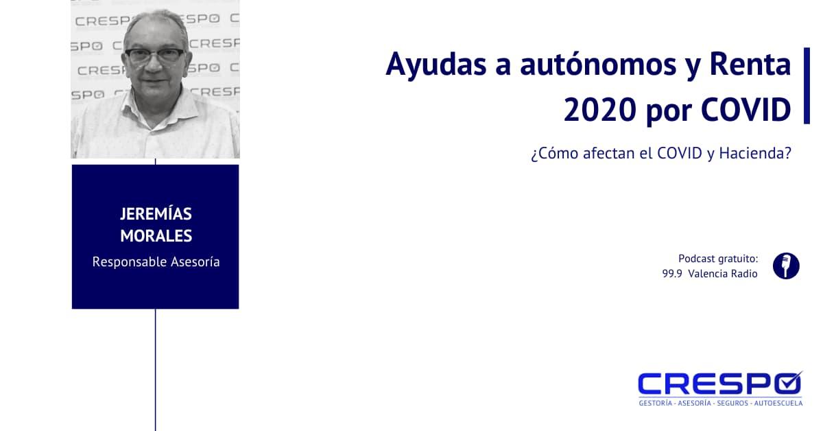 Podcast autónomos y Declaración Renta 2020